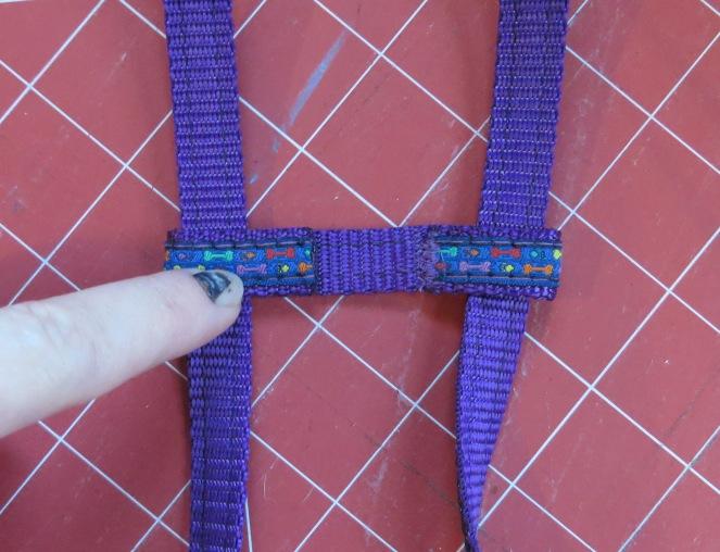 blog harness step 1.1