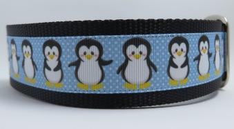 1 and half inch blue penguin 2
